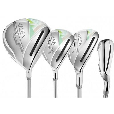 TAYLORMADE WOMENS KALEA ULTRALITE 10 PIECE GOLF SET-Swap/Display Set-Great Value for sale  Boston