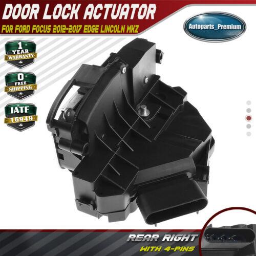 ford door escape actuator focus fiesta lincoln mkz rear lock right latch edge fusion mkx
