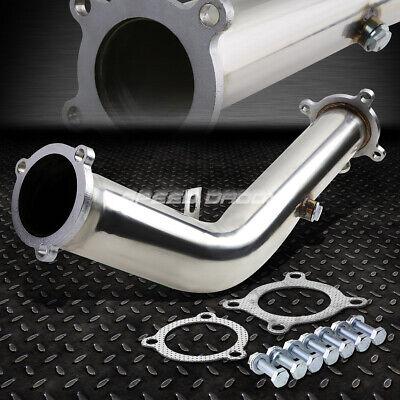 3 Exhaust Downpipe For Audi A4//A4 Quattro B8 2.0 A5//A5 Quattro Q5