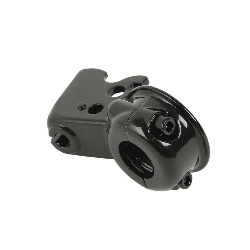 Clutch Lever Mount Bracket Perch For Harley Touring Road