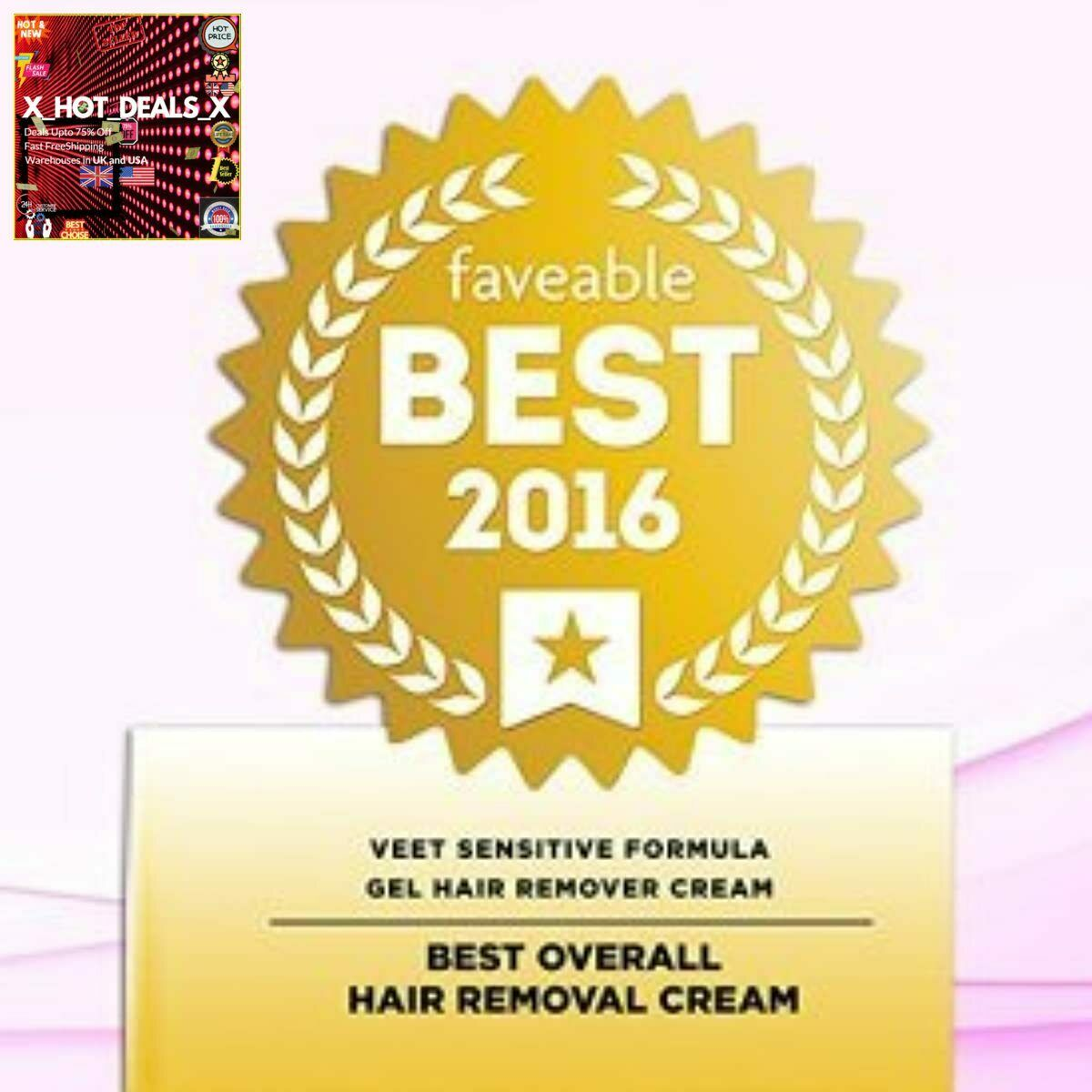 Hair Remover V Gel Hair Removal Cream Sensitive 13 5 Ounce Aloe