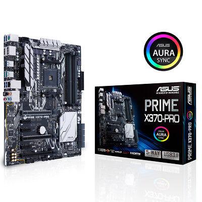 ASUS Prime X370-Pro Gaming Mainboard Sockel AM4 (ATX, AMD, Ryzen, DDR4, Sata) ()