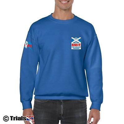 NEW Scottish Six Days Trial Official -Infinity Sweat Shirt ()