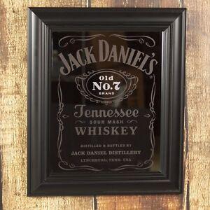 Jack Daniels Bar Mirror Ebay