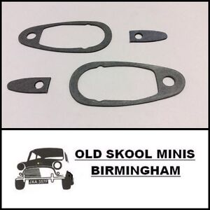 MK3-OUTER-DOOR-HANDLE-GASKETS-CLASSIC-MINI-COOPER-AUSTIN-ROVER-4G1