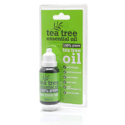 100 % Pure Tea Tree Essential Oil 30 ml Melaleuca Alternifolia LOWEST PRICE=-=