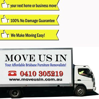Move Us In Furniture Removals