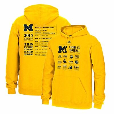 - Michigan Wolverines ADIDAS Football