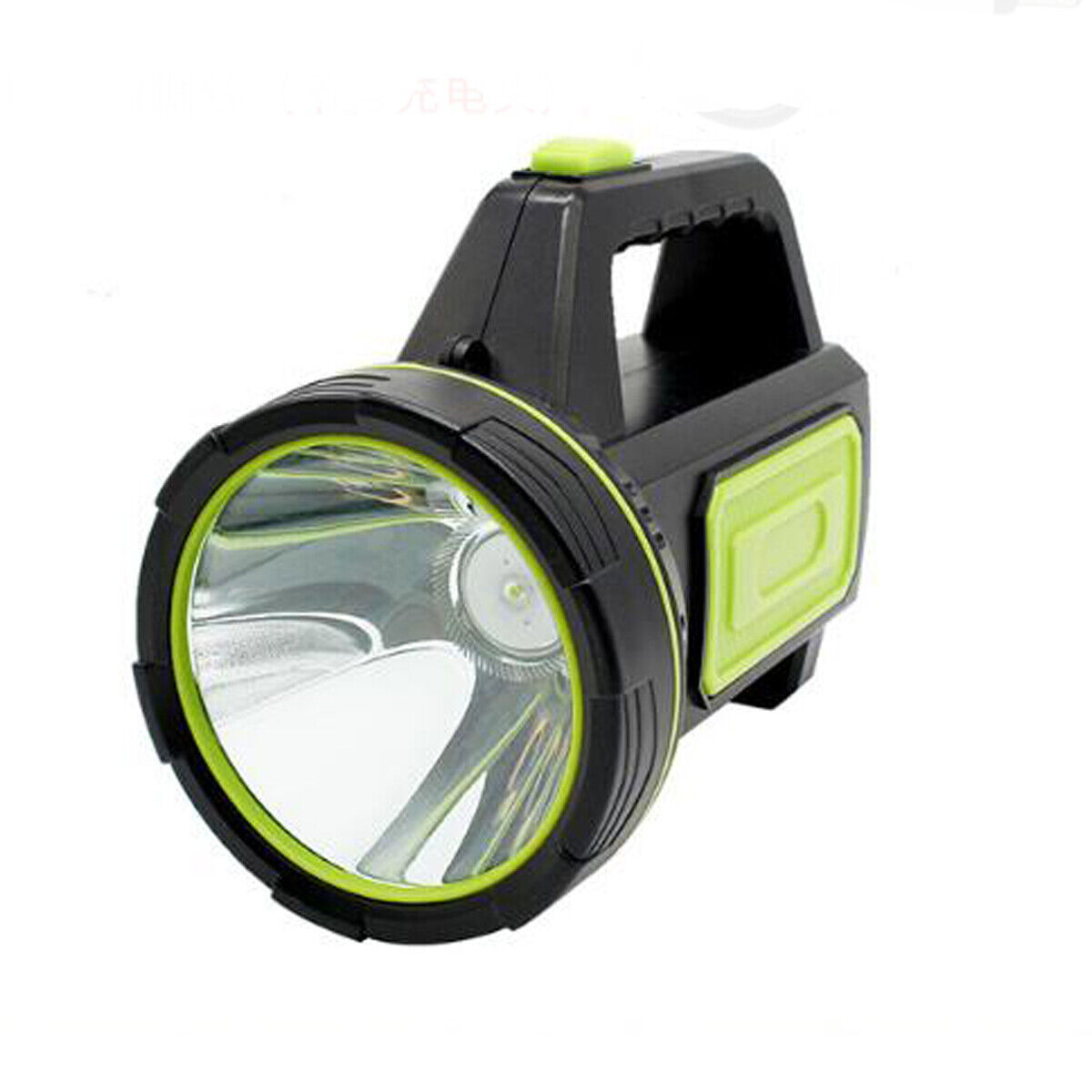 UK Camping LED Rechargeable Work Light Hand Torch Candle Security Spotlight Lamp