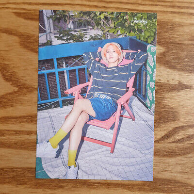 Han Official Postcard Stray Kids Unveil Tour