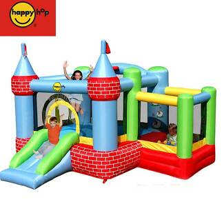 Hop Castle Bouncer with Farmyard Ballpit and Slide Seven Hills Blacktown Area Preview