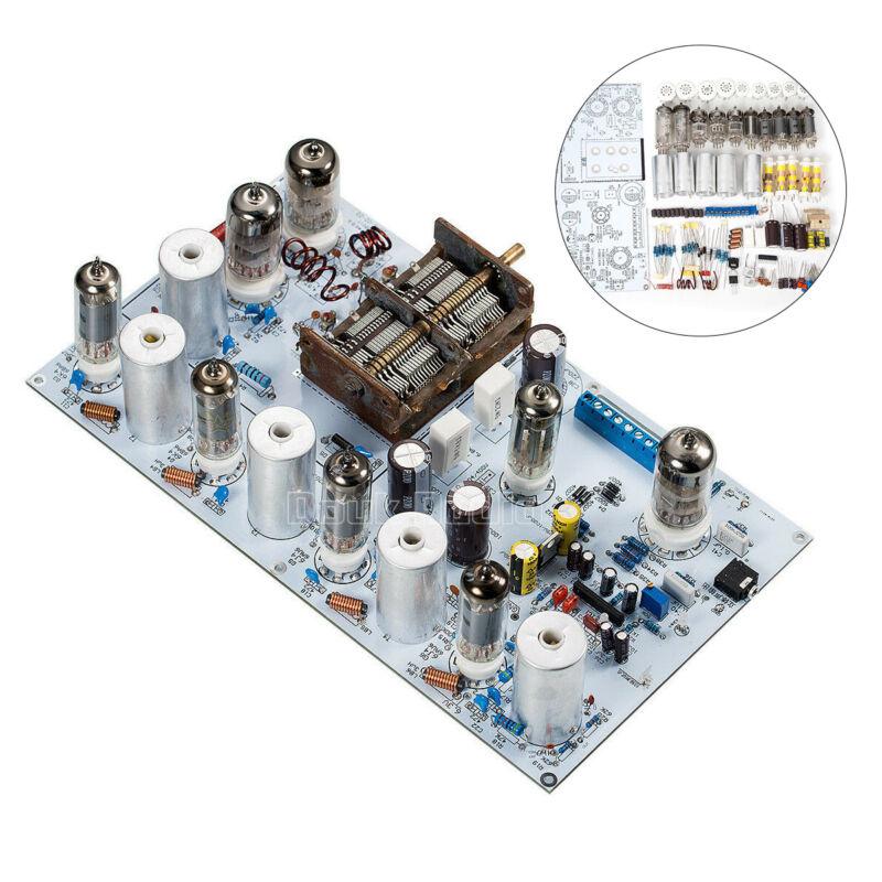 Vintage Vacuum Tube FM Radio Tuner Module Wireless Audio Stereo Receiver DIY Kit