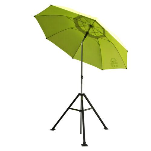 Revco Black Stallion Core Flame-Resistant Industrial Umbrella & Stand UB250-YEL