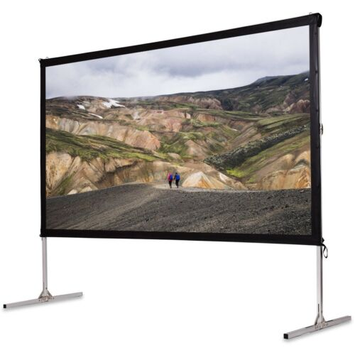 Outdoor Projector Screen Foldable Portable Outdoor Front Mov