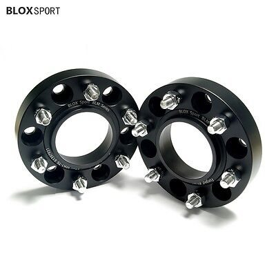 "(2) Chevrolet 1"" inch 6x5.5 Wheel Spacers for Tahoe Express 1500 Silverado 1500"