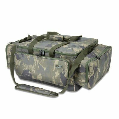 Solar Tackle Undercover Camo Medium / Large Carryall - Carp Fishing Luggage *New
