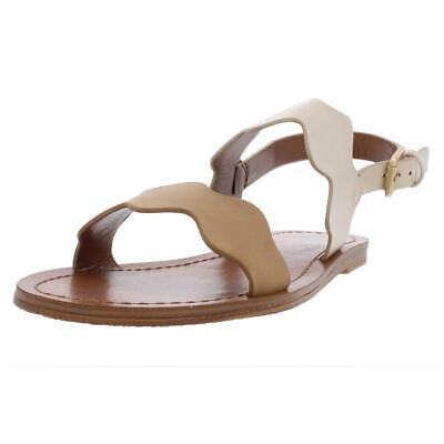 Indigo Rd. Womens She Brown Flat Sandals Shoes 6.5 Medium (B,M) BHFO 6671