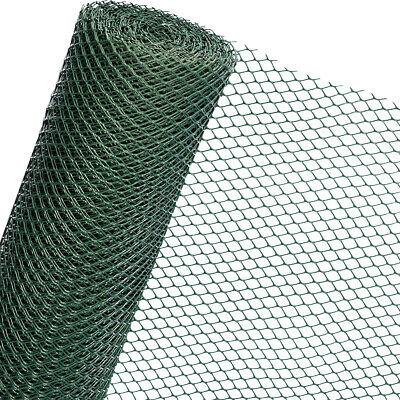 Fence Plastic Lattice Construction Haga 15m Length X 1,30m Height