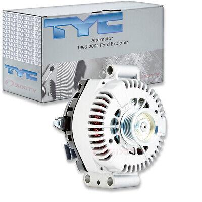 TYC Alternator for 1996-2004 Ford Explorer 4.0L V6 5.0L V8 -