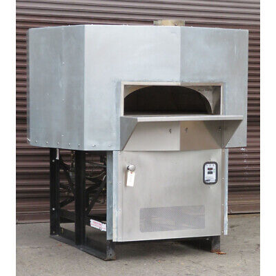 Woodstone Ws-ms-6-rfg-ir-ng Pizza Oven Used Very Good Condition