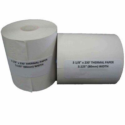 10 Rolls- 3-18 X 230 Bpa Free Thermal Paperstar Tsp100