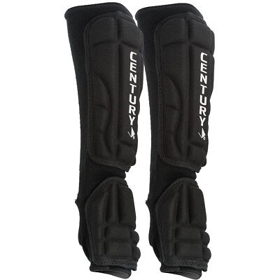 Century Martial Armor Sparring Hand and Forearm Guards - Medium - Black