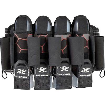 Empire Action Pack Harness F8 - Komodo Lava - 4 + 7 Action Pack Paintball Harness