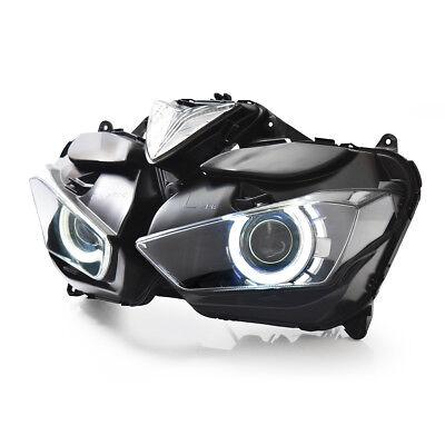 KT LED  Headlight Assembly for Yamaha YZF R3 2015 2016 2017 2018