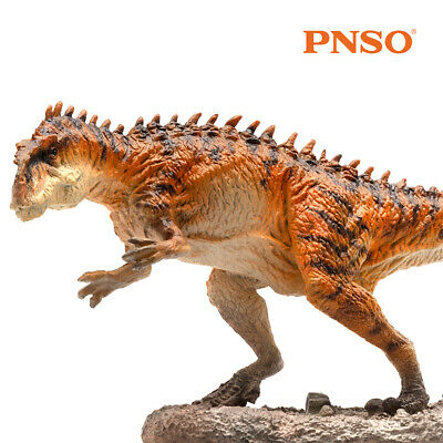 PNSO Yangchuanosaurus Jurassic Dinosaur Figure Collector Animal Decor Kid Toy