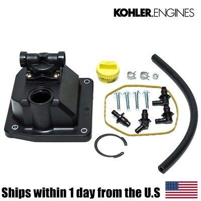 Genuine Oem Kohler Fuel Pump Kit Valve Cover 24 559 10 S Ch18 Ch25 Ch730 Ch740