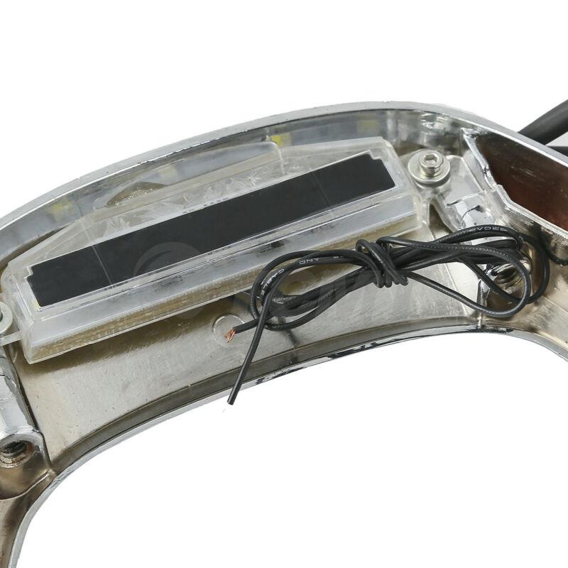 rear brake led light bar turn signal for harley road. Black Bedroom Furniture Sets. Home Design Ideas