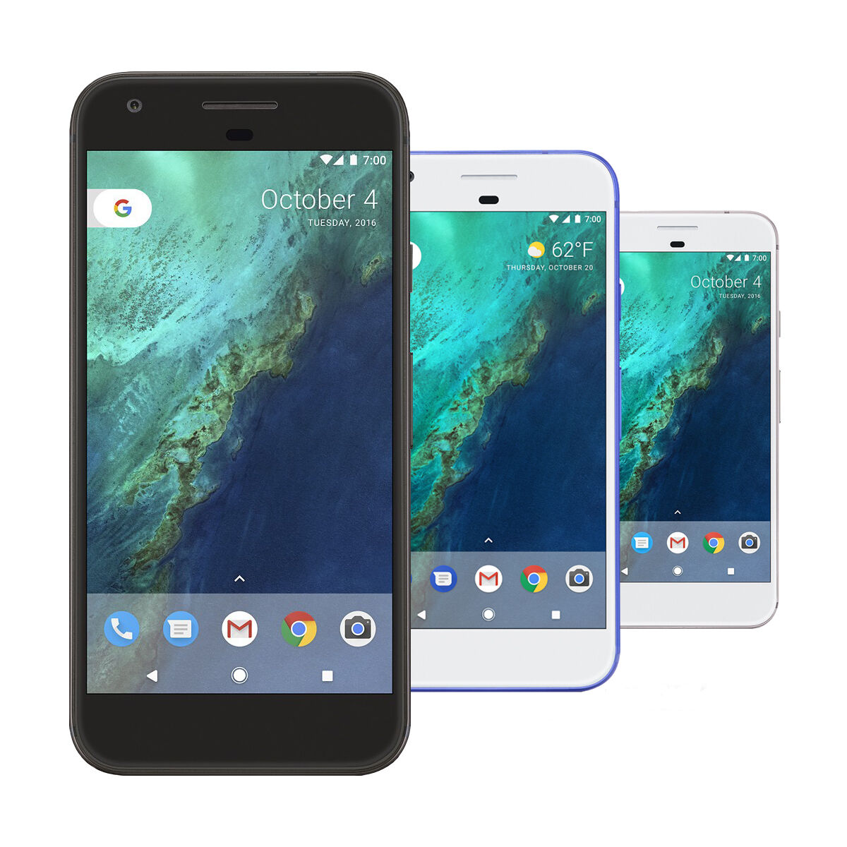 SELLER REFURBISHED GOOGLE PIXEL 32GB VERIZON WIRELESS 4G LTE ANDROID WIFI SMARTPHONE