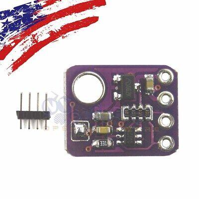 I2c Interface 3.3v Mikrobus Board Based On Veml6040 Uva Uvb Light Sensor Module