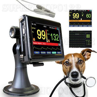 Vet Pulse Oximeterpatient Monitorvet Spo2 Pr Probeveterinaryanimal Handheld