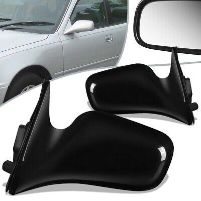 96 Toyota Camry Door Mirror (Fit 92-96 Toyota Camry Pair Powered Side View Door Mirror TO1320115)
