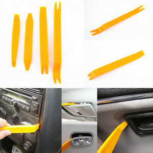 4 x car nylon interior panel door handle molding removal install tool for lexus. Black Bedroom Furniture Sets. Home Design Ideas