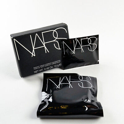 Nars Radiant Cream Compact Foundation Refill BARCELONA #6311 MEDIUM4 - 0.42 Oz. - Cream Foundation Refill