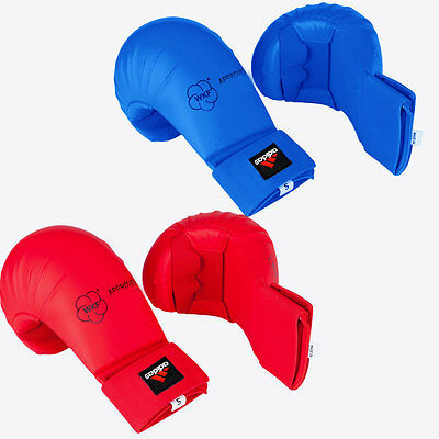 Wkf Karate Mitt - adidas Karate WKF Mitts Competition Gloves