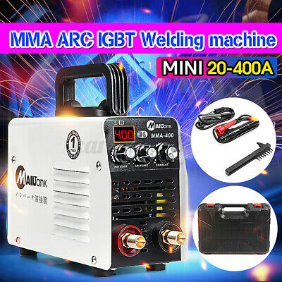 Electric Welding Machine Kit Igbt Hot Start Stick Welder Inverter 220v Mma Arc