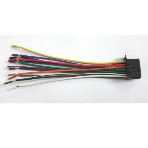 pioneer wire harness for deh p5200hd deh p6200bt deh 1300mp deh 23ub deh 3300ub ebay