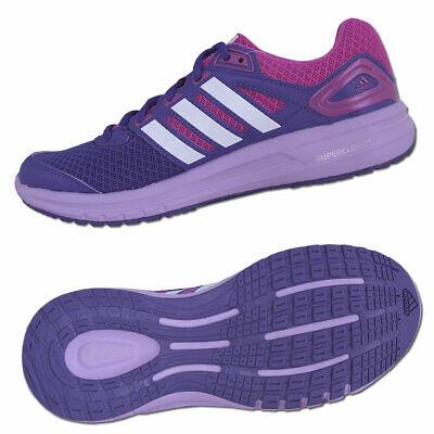 adidas Damen Laufschuhe Duramo Running Schuhe Sportschuh violett pink Supercloud