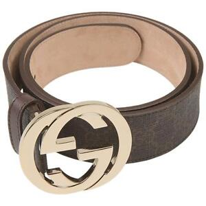 e7b31d9f1e2 Brown Gucci Belts