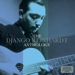 Django-Reinhardt-The-Anthology-2LP-Gatefold-Edition-On-180g-Vinyl-NEW-SEALED