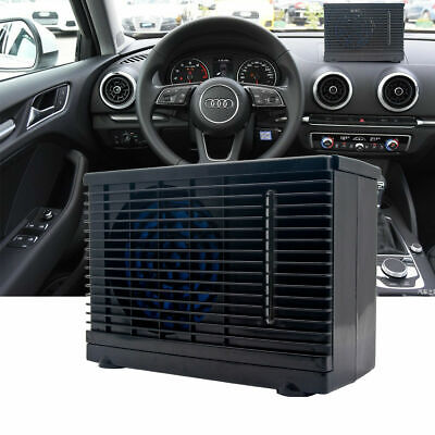 12V Portable Home&Car Cooler Air Conditioner Cooling Fan Water Ice Air Condition
