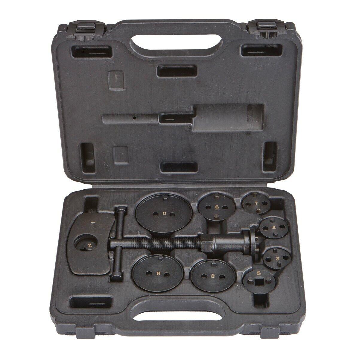 Maddox Pro Disc Brake Pad and Caliper Service Tool Kit 11 Pc.