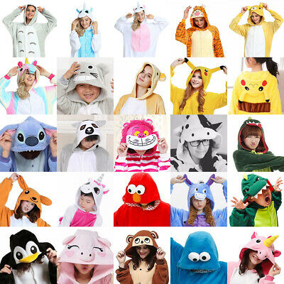 Animal Pajamas Kigurumi Cosplay Pyjama Adult Costumes Robe Onesi1 Jumpsuit Anime