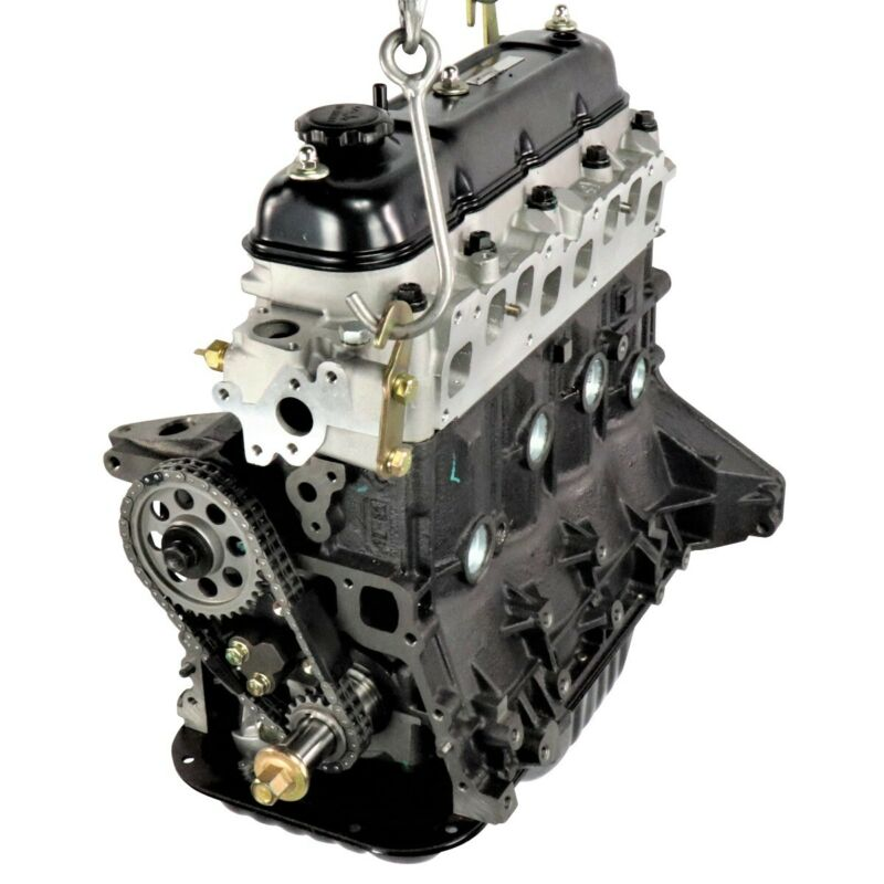 NEW Toyota 4Y Forklift Engine long block No Core Charge