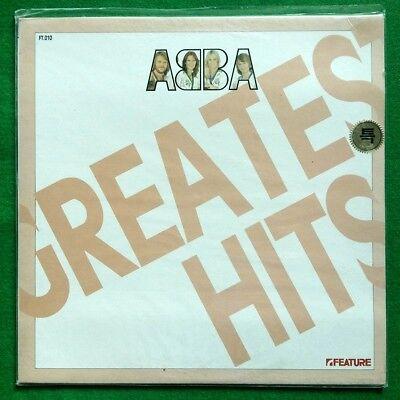 ABBA - Greatest Hits (Sweden / Swedish) '91 korea vinyl lp only 12 Trax Sealed