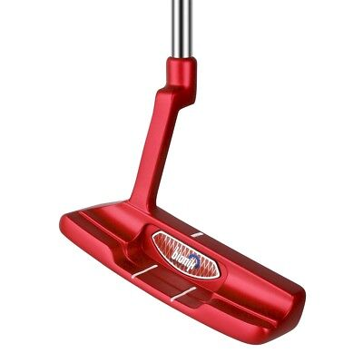 Bionik 101 Red Golf Putter-330g Right Hand/RH-Karma Red Mids
