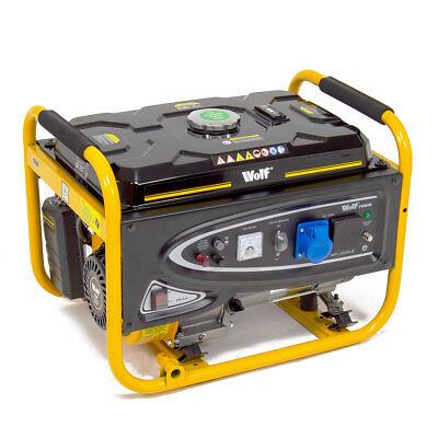 Petrol Generator 3200w 4kva 7HP 230v Quiet Portable 4 Stroke Inverter Caravan